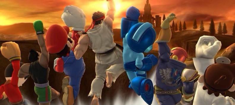 Ryu super smash egla
