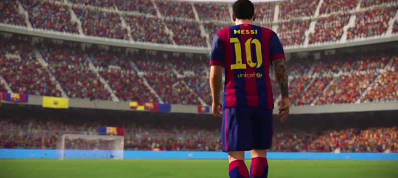 FIFA 16 EGLA