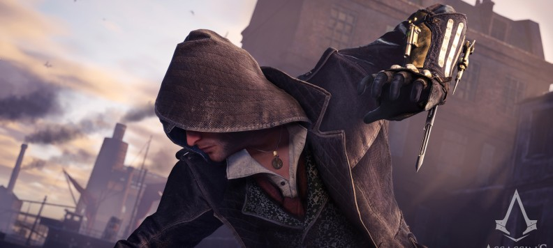 Assassins Creed Syndicate Jacob EGLA