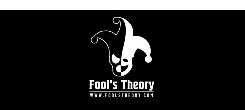 Fool's Theory witcher egla
