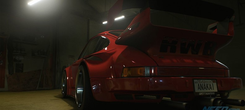 Need for Speed EGLA
