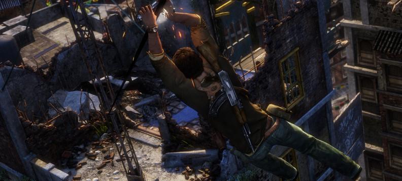 Uncharted 2 EGLA