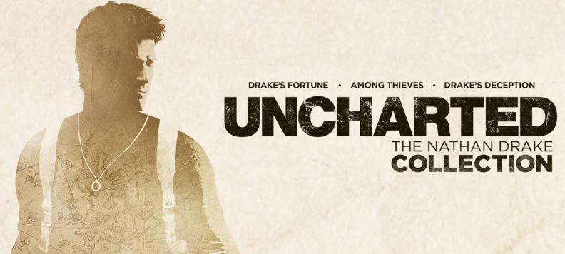 Uncharted: The Nathan Drake Collection EGLA