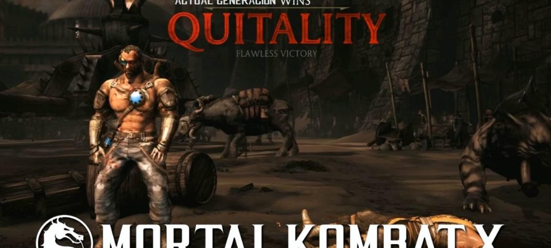 Mortal Kombat X cancelado