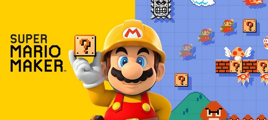 Super Mario Maker 2 EGLA