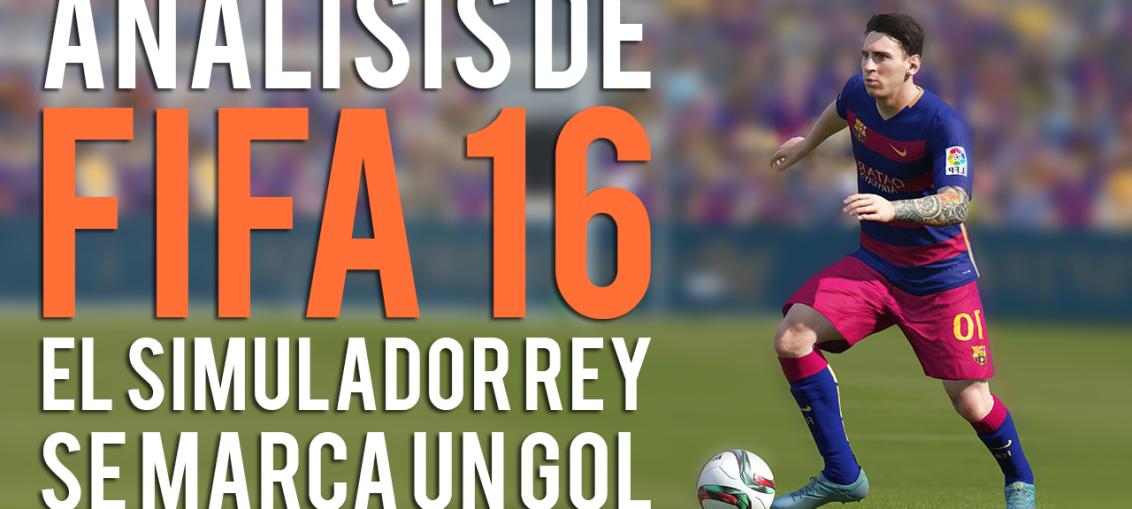 Analisis FIFA 16 EGLA