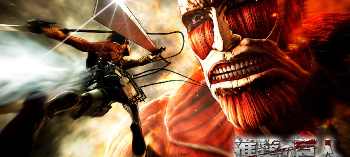 Attack on titan juego