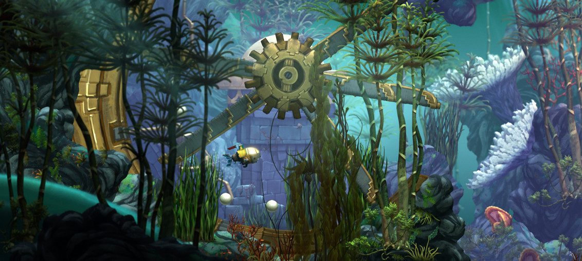 Song of the deep 4