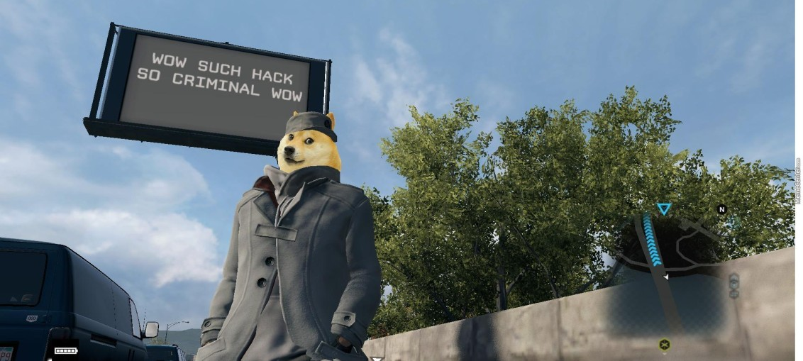 Watch Dogs Doge