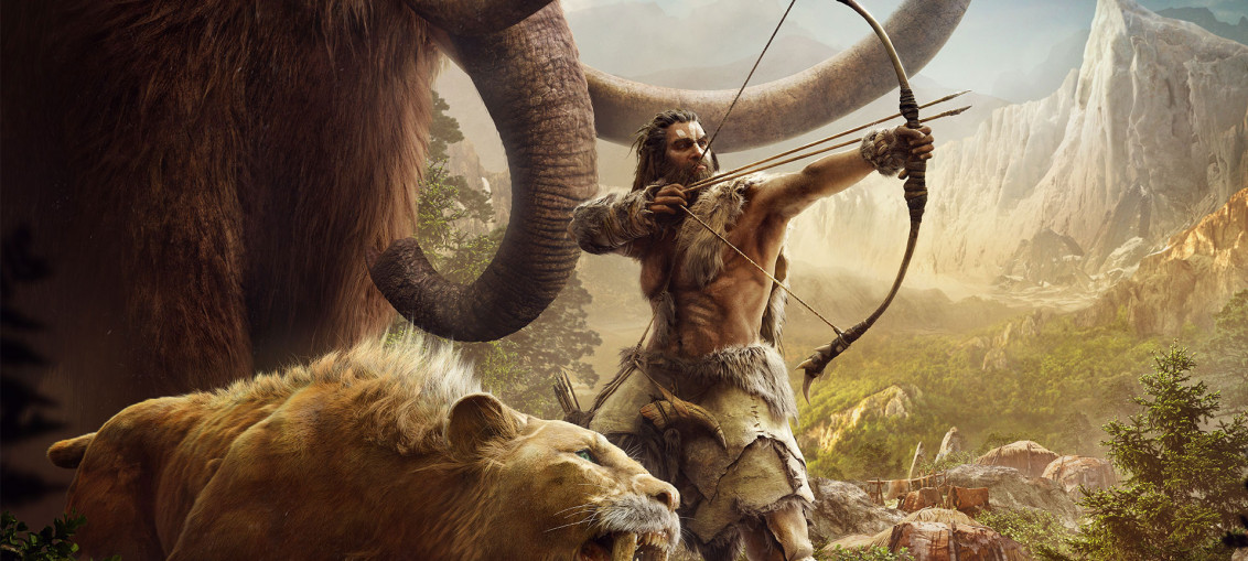 Far Cry Primal 4 EGLA