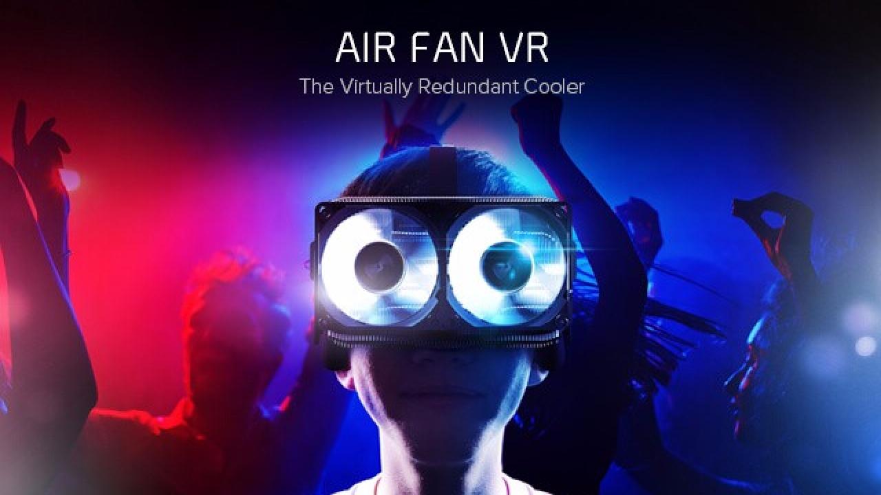 Air Fan VR 3