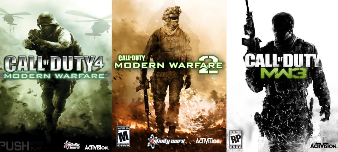 Modern warfare trilogy 2
