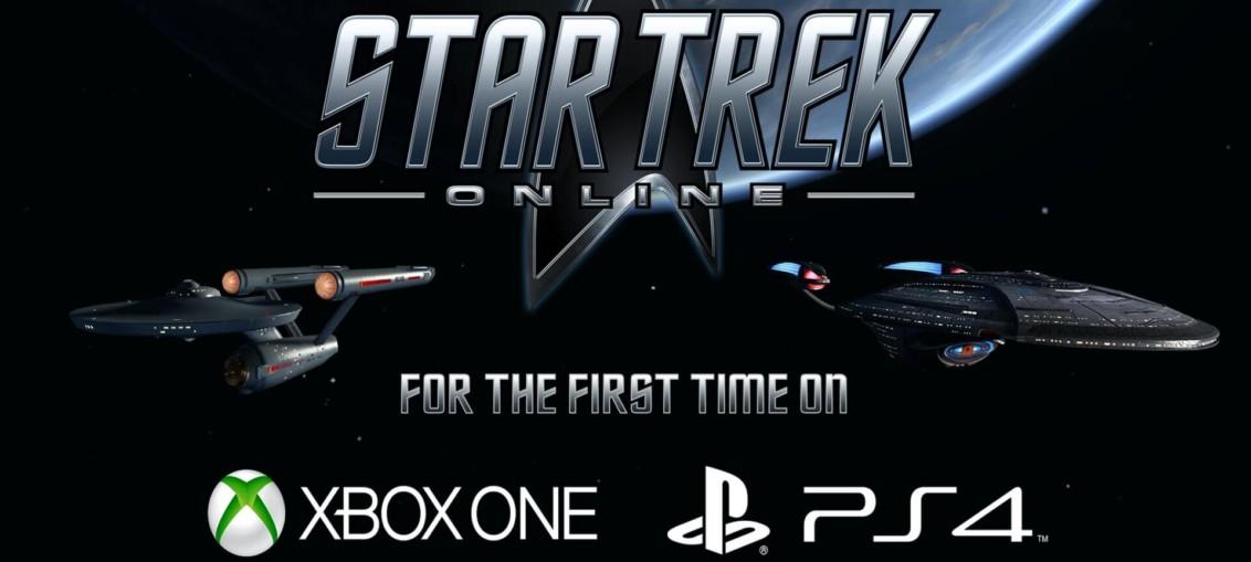 Star Trek Online ps4 xboxone