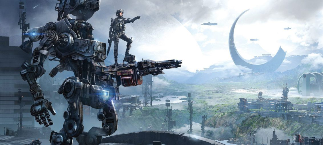Titanfall wallpaper Respawn Entertainment