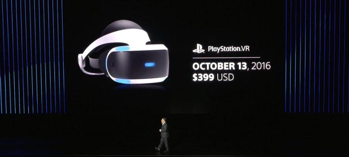 Playstation VR E3 2016 EGLA