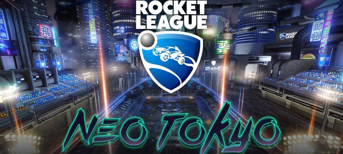 Rocket league neo tokyo