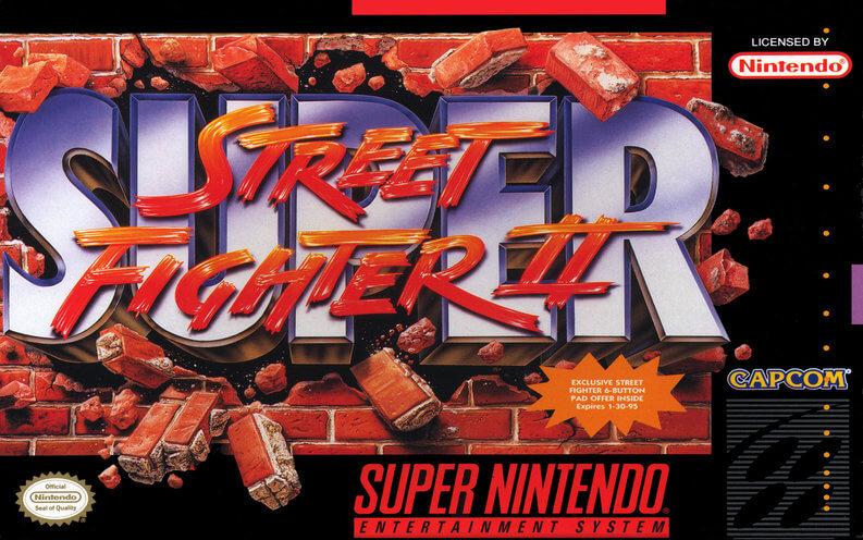 Super Street Fighter 2 boxart EGLA