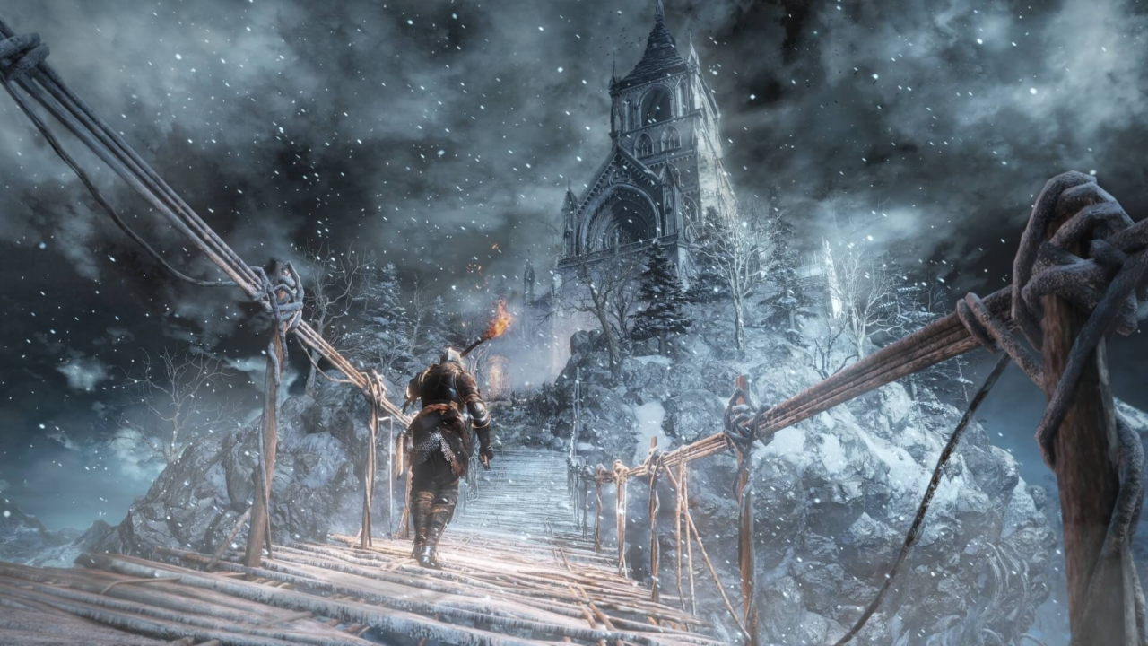 Dark Souls ashes of ariandel