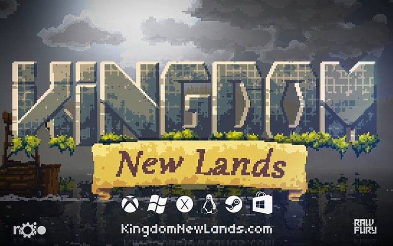 Kingdom New Lands Poster