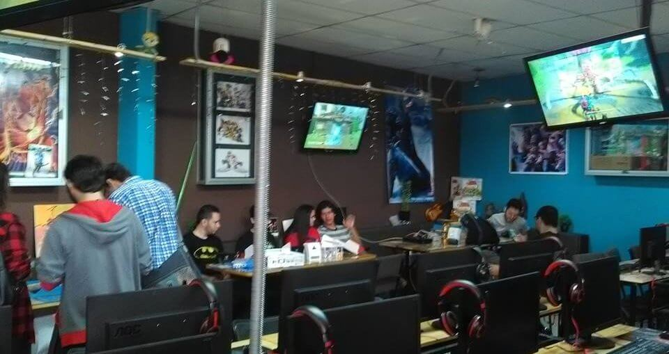 estado gamer unboxing space paranoids evento match cafe 2