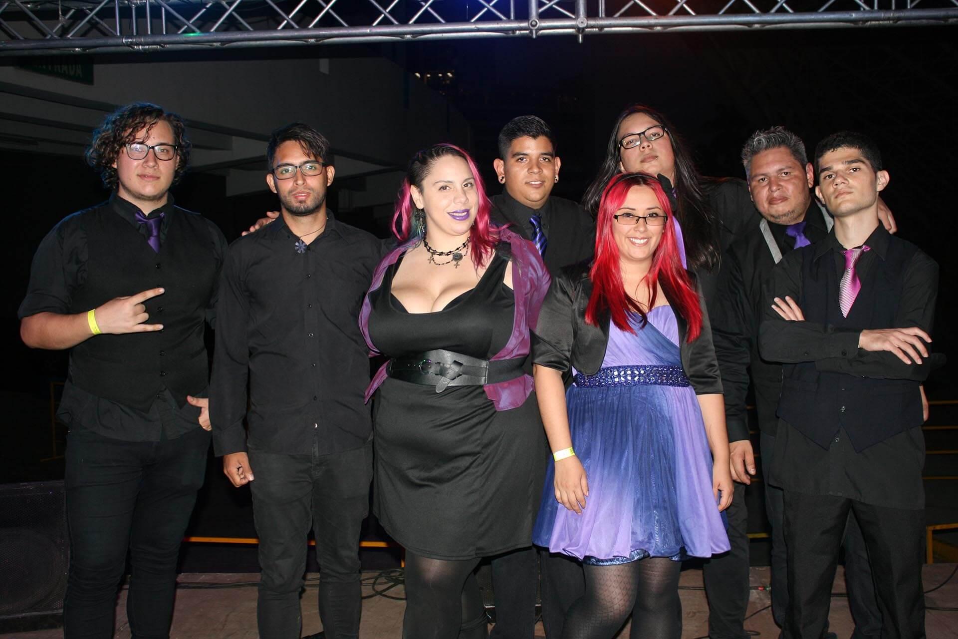 matsuri cr 2017 - banda musical densetsu