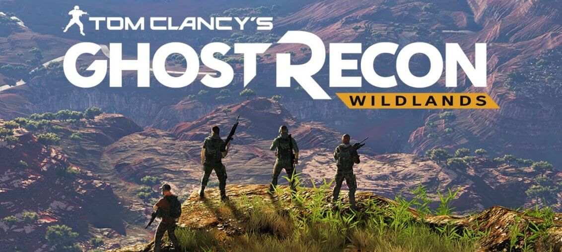 ghost recon wildlands portada