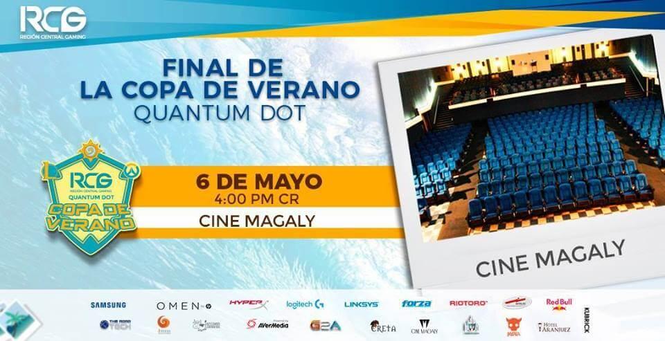 Final Copa de Verano de League of Legends, Quantum Dot Región Central Gaming