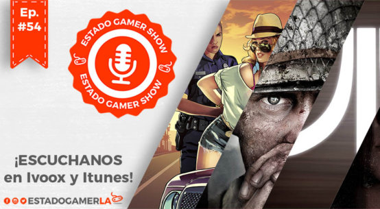 Estado Gamer Show 54 egla