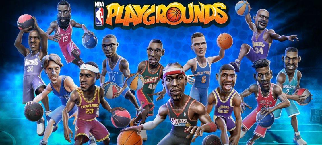NBA Playgrounds 01