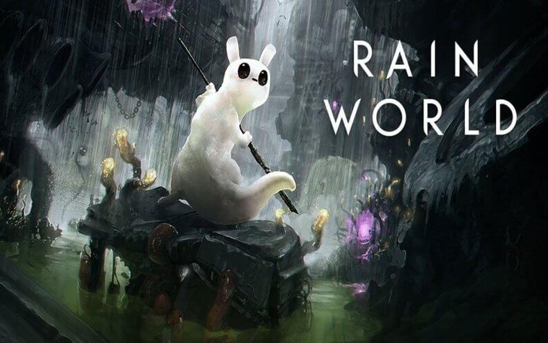 Rain World portada egla