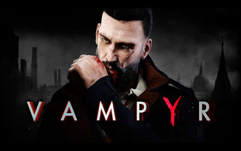 Vampyr poster egla