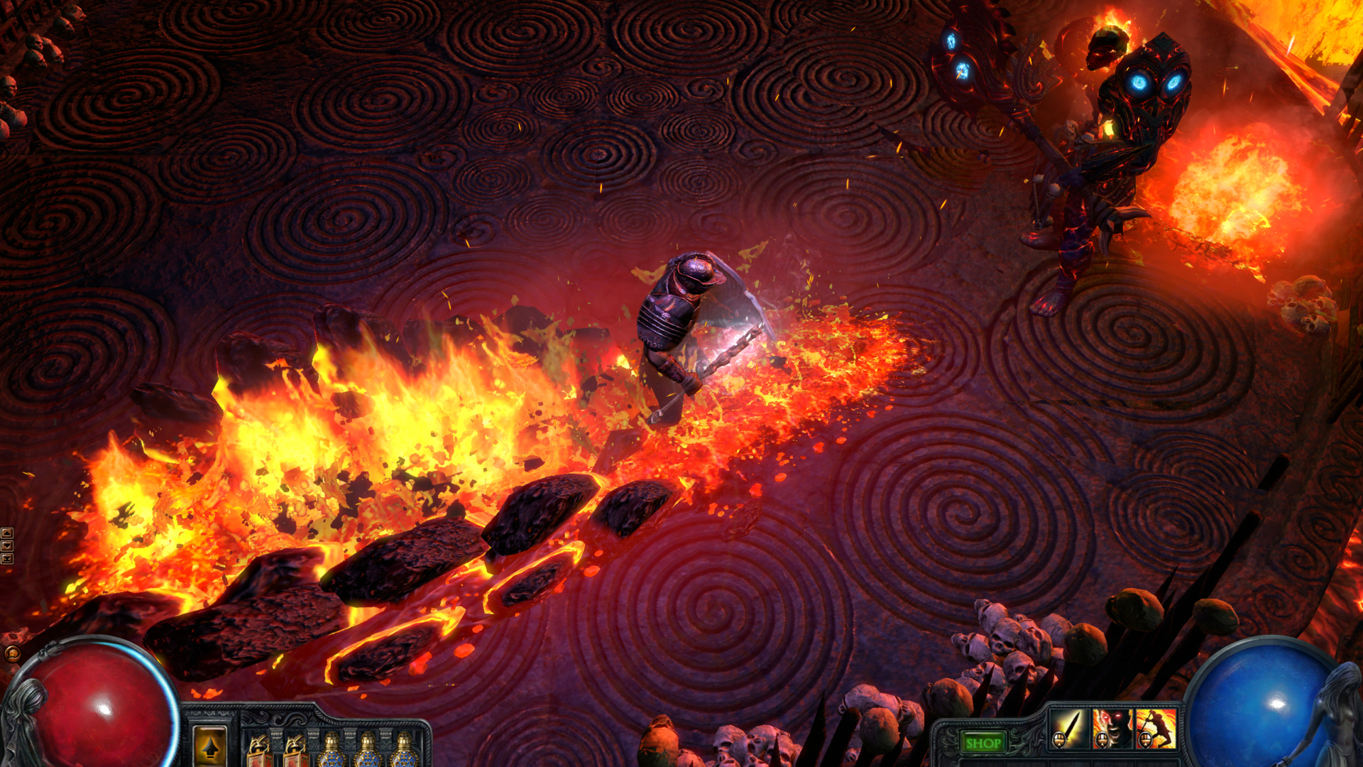 path of exile 02