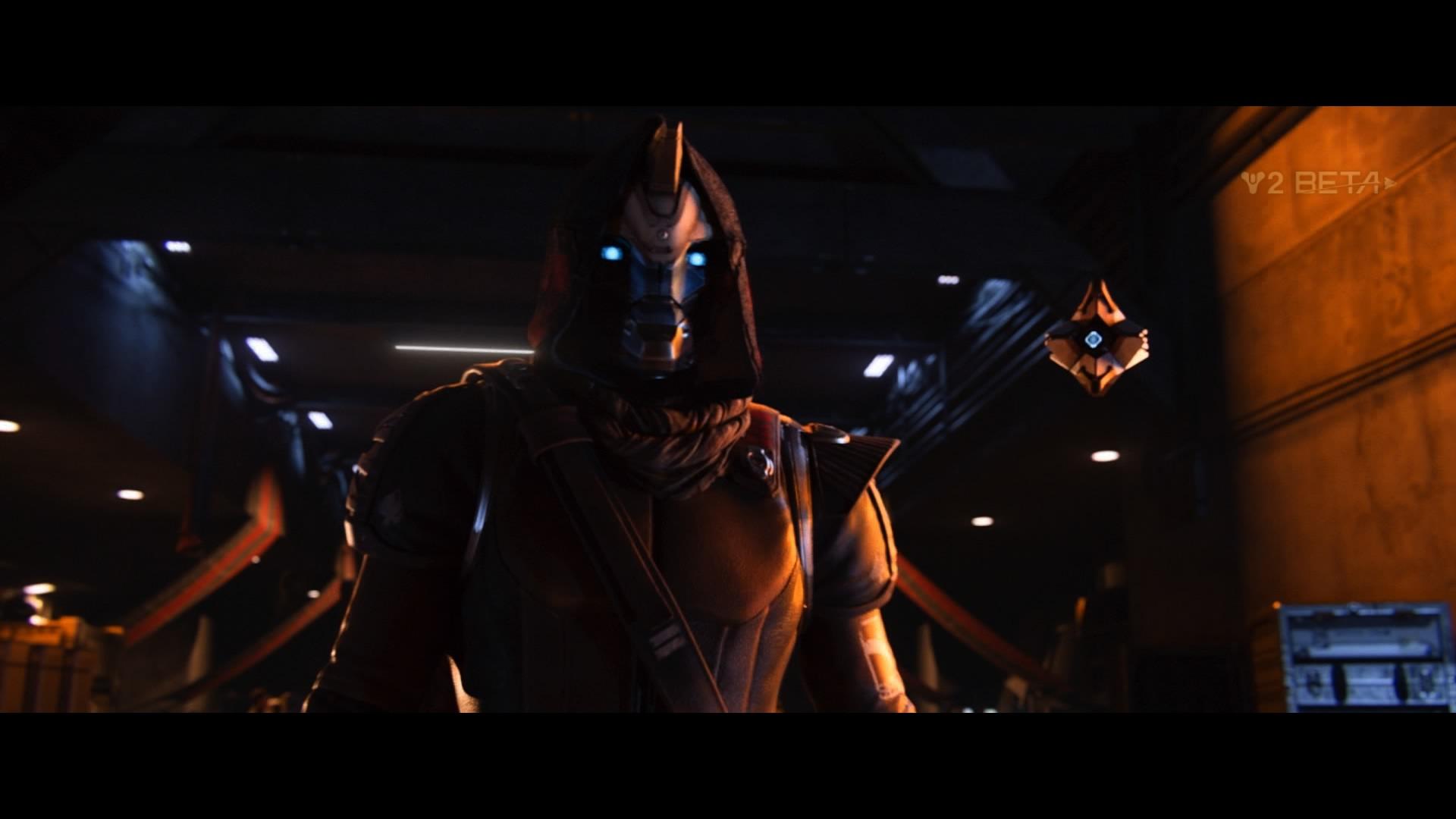 Destiny 2 Beta - Cayde 6