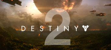 Destiny 2 Beta Portada