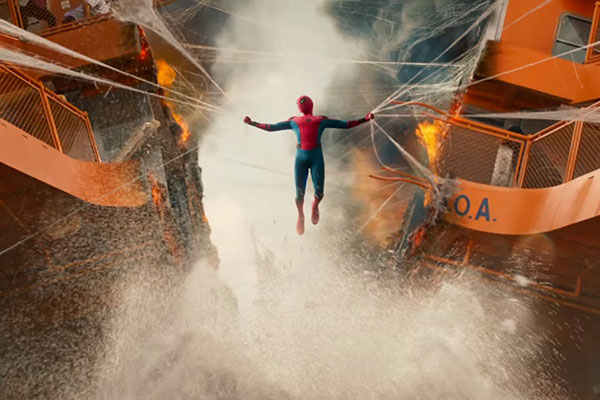 Spider-man: Homecoming - Problemas