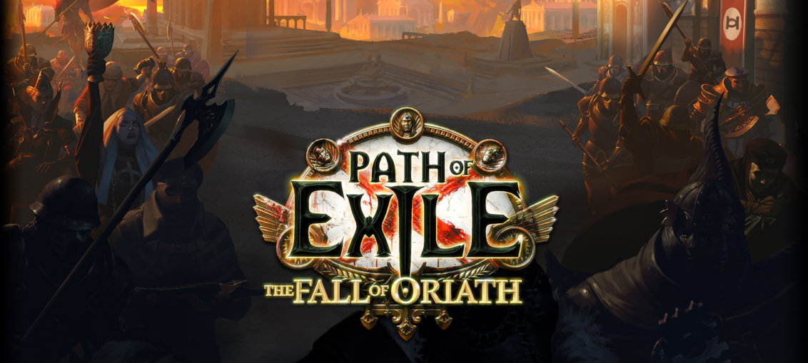 Path of Exle the fall of oriath portada 02