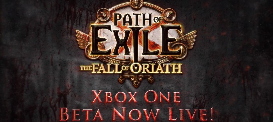 Path of exile xbox one beta egla