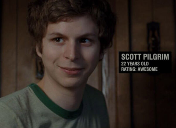 Ready Player One - Scott Pilgrim