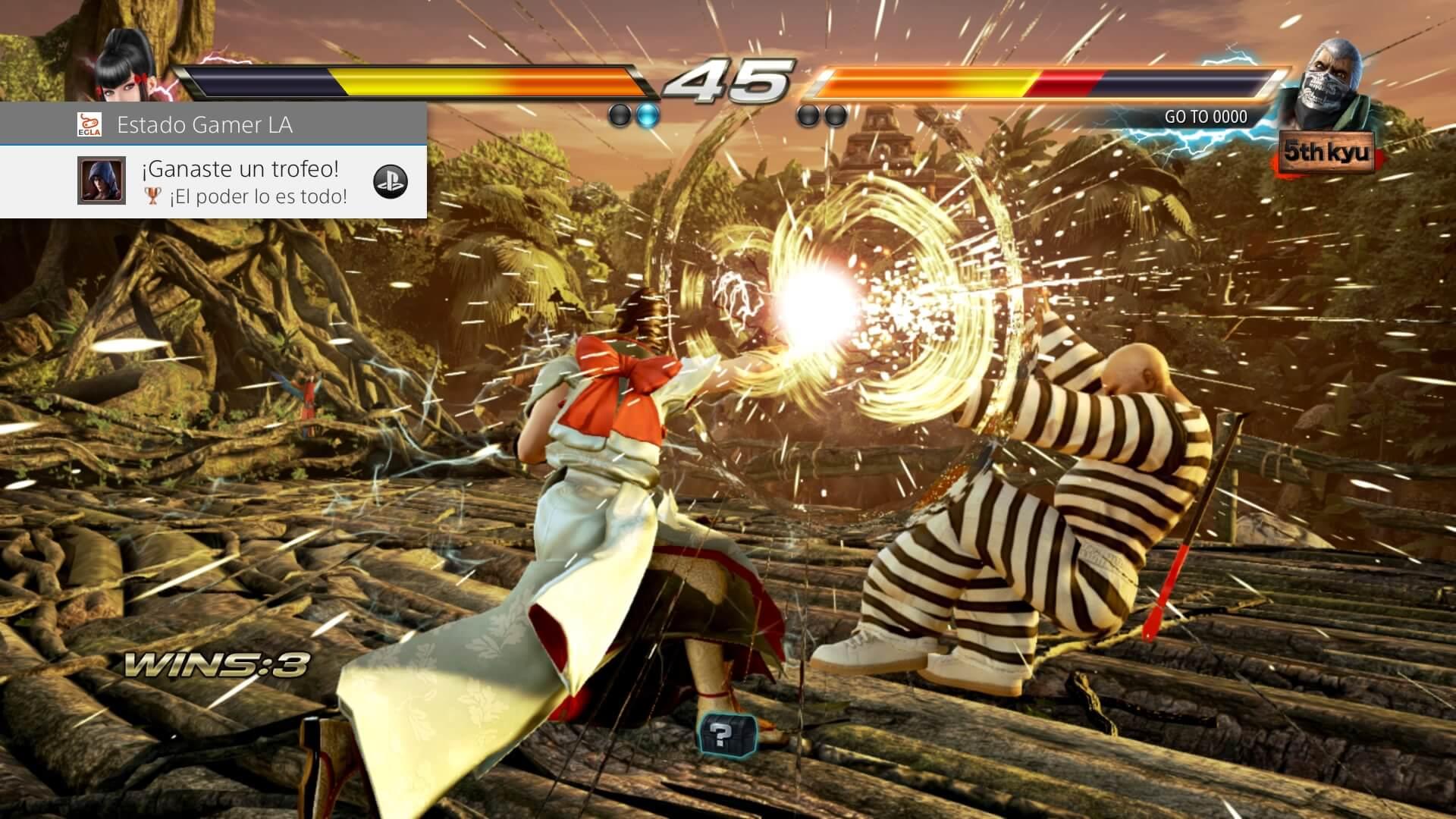 Tekken 7 - lucha