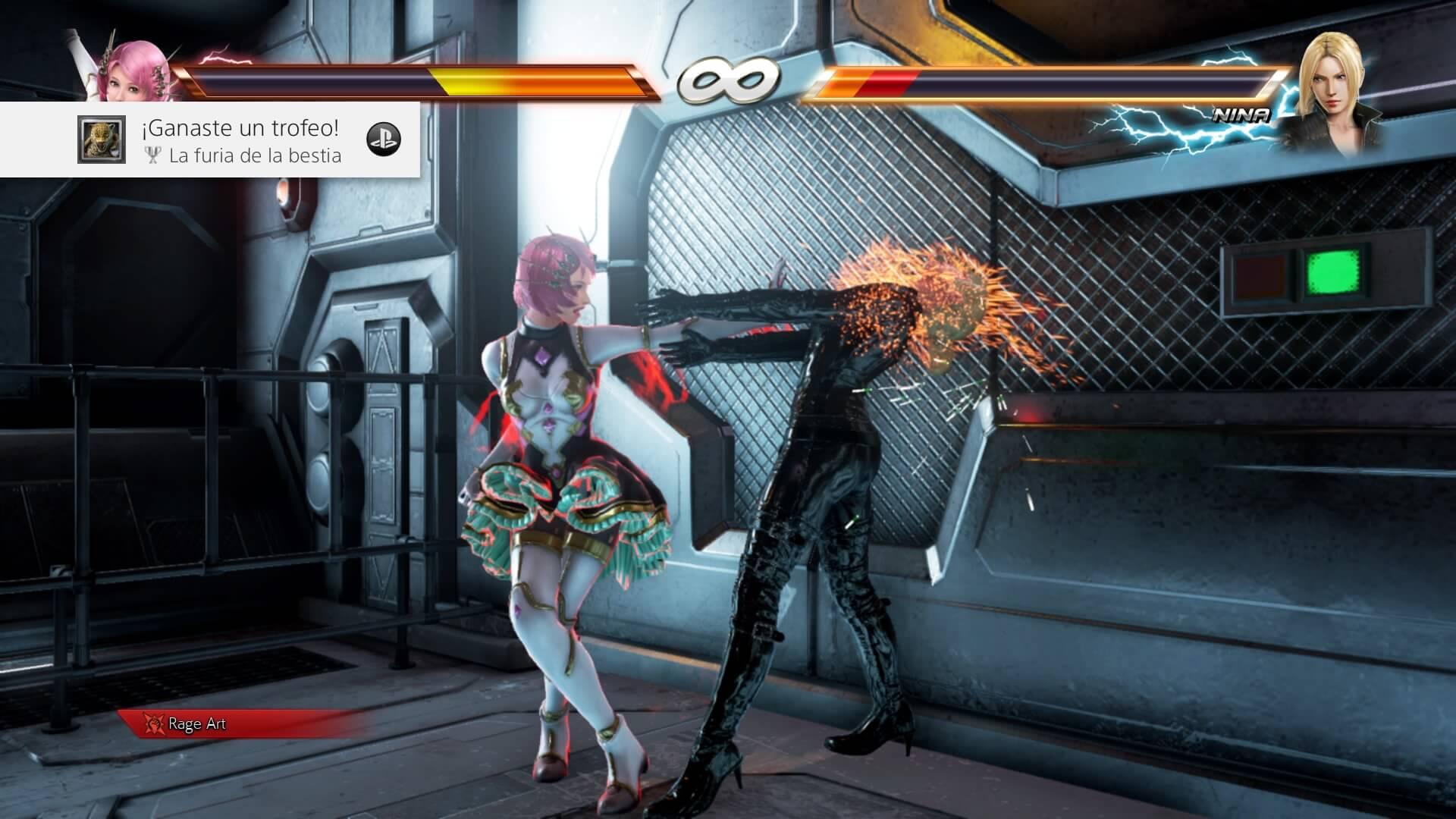 Tekken 7 - lucha 2