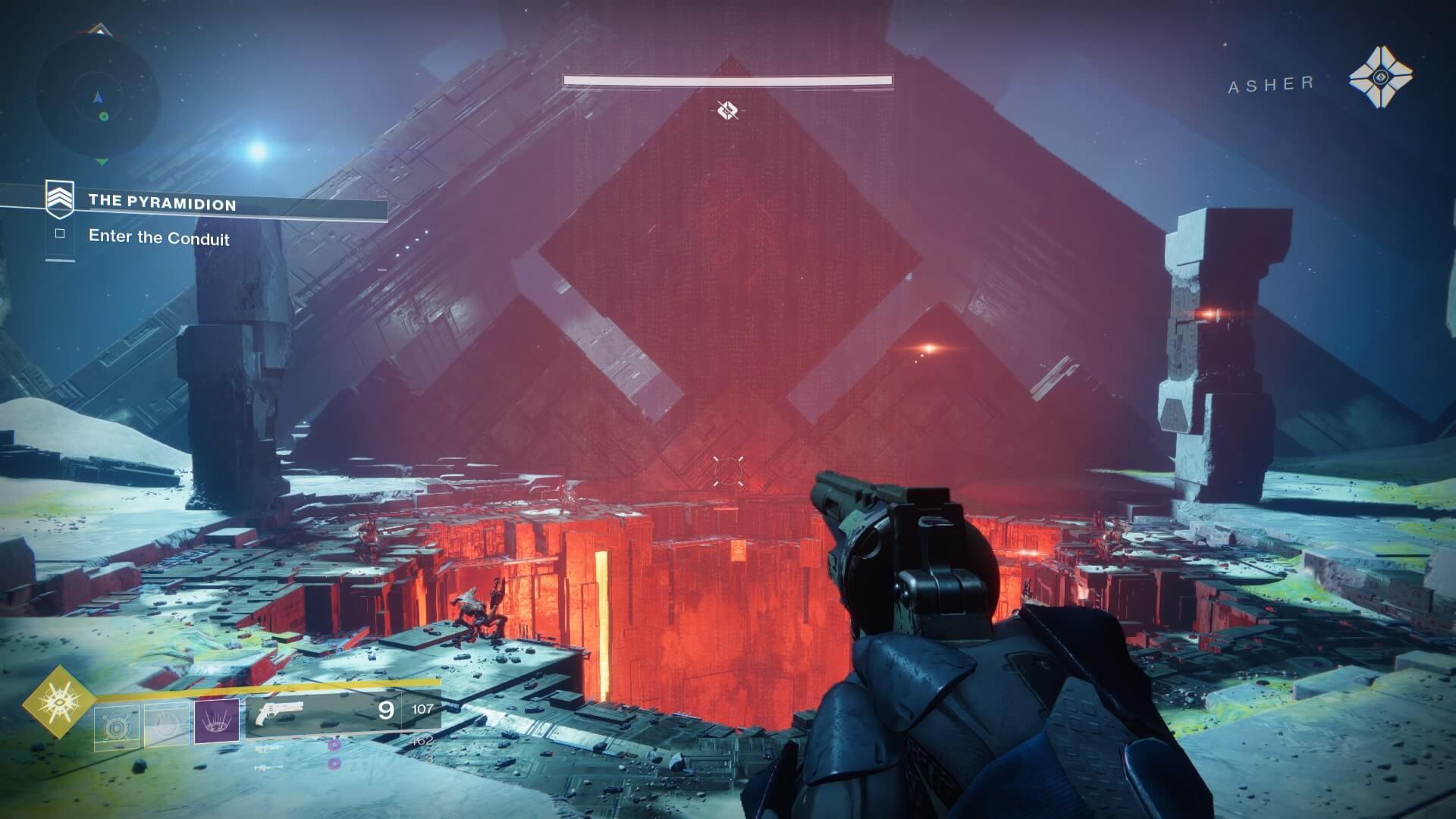 Destiny 2 - ejercito rojo