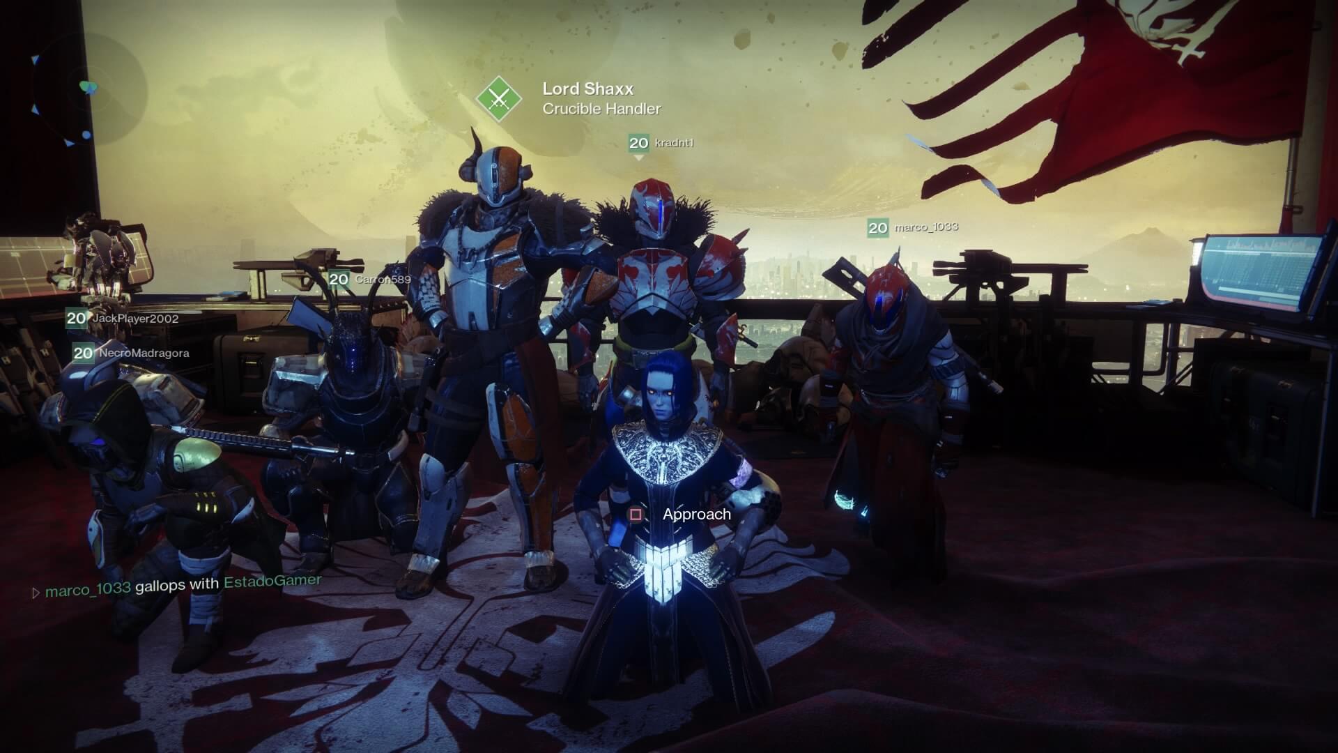 Destiny 2 - Clan Estado Gamer LA