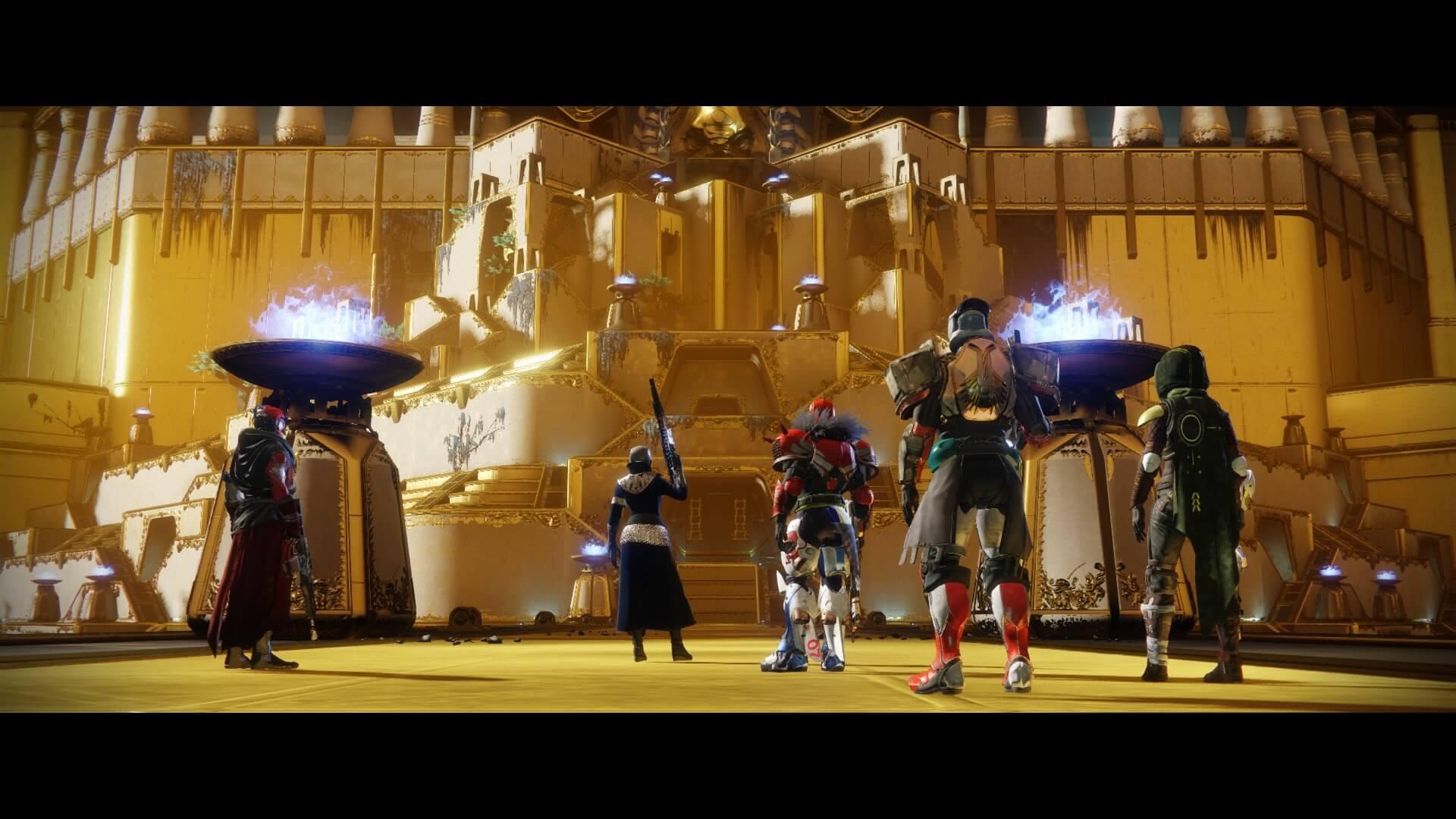 Destiny 2 - Incursión cinemática