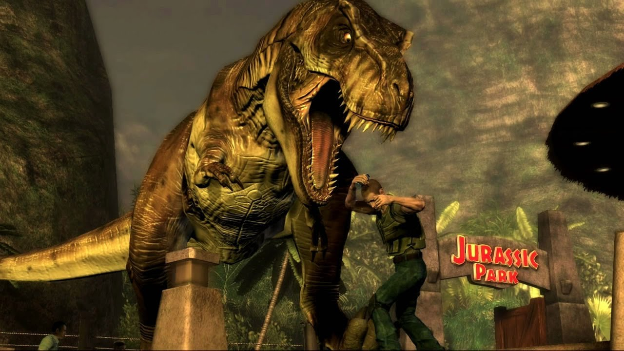 TellTale - Jurassic Park