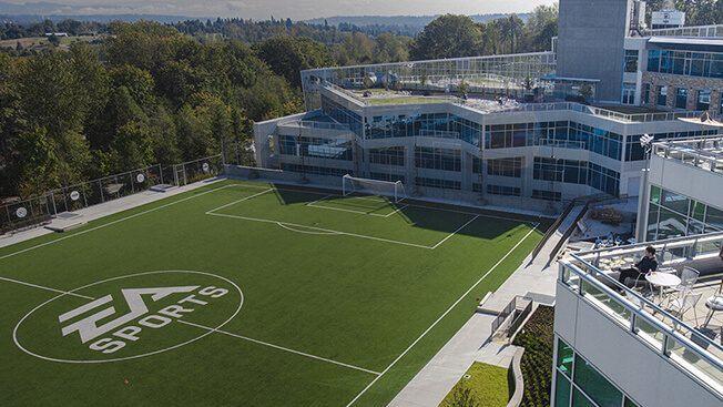 Cuarteles de EA Vancouver