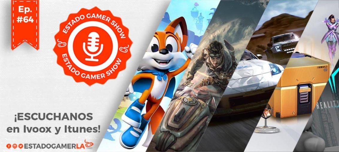 Estado Gamer Show 64 portada