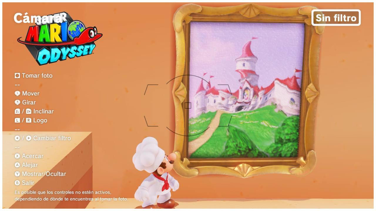 EGLA - Super Mario Odyssey