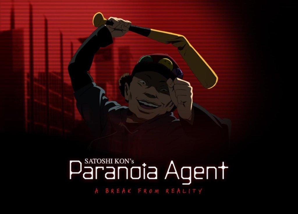 EGLA - Paranoia Agent