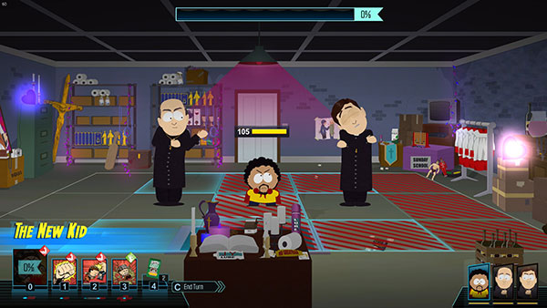 South Park: The Fractured But Whole - Curitas