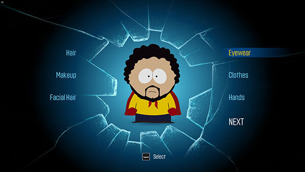 South Park: The Fractured But Whole - Personaje
